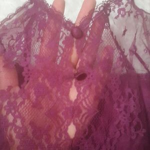 Vanity Fair Intimates & Sleepwear - Plum/Purple Lingerie